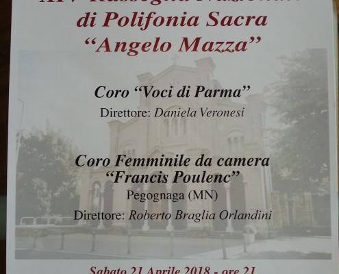 Rassegna Mazza 2018